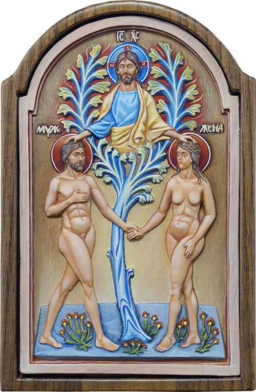 Плакетка «Благословение любви». Что может быть трогательнее крепкого союза двух любящих сердец, который благословляет сам Господь от сотворения мира? Плакетка о божественном благословении брака - замечательный подарок!