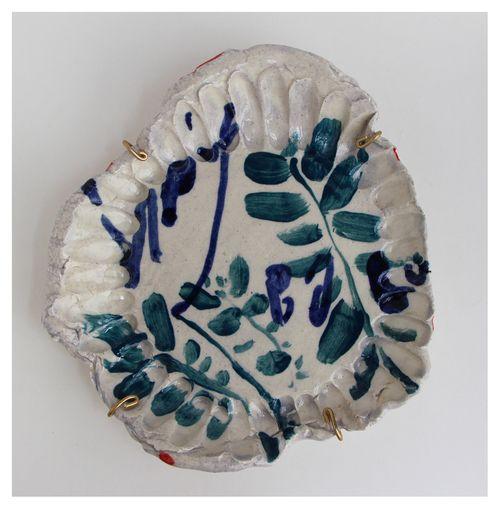 'While We Were Lost 31'   Glazed Ceramic   R 2 100