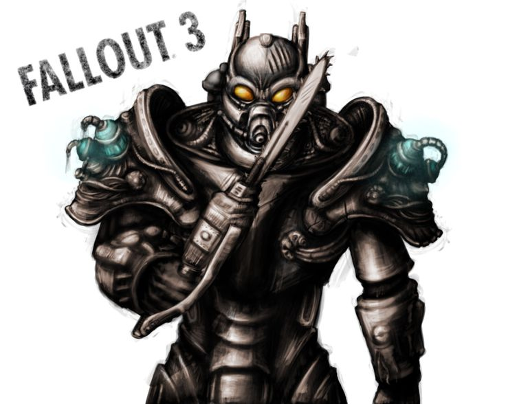 Enclave Soldier - Fallout 3 by Torvald2000
