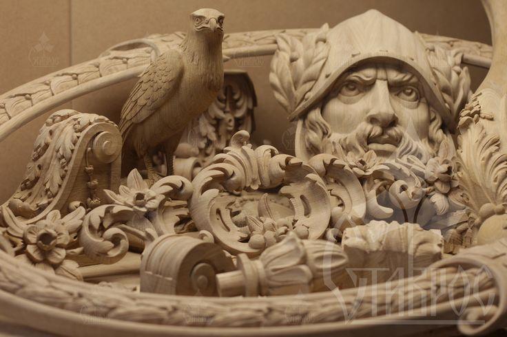 """""""Ставрос"""" - это не только высокое качество, хороший вкус и эксклюзивность. Это декор, созданный с душой и для души. #дизайн #дерево #резьба """"Stavros"""" is not only high quality, good taste and exclusivity. This decor is created with heart and soul. #carved #design #carving #art #wood #wooden"""