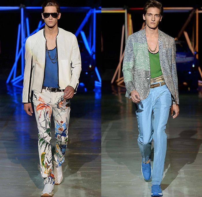 Mens Fashion Heavy Set Italy
