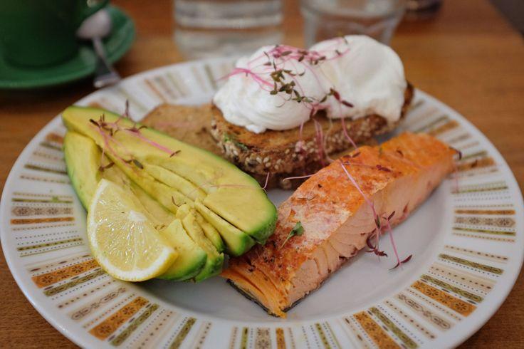Dairy free brunch at Gypsey & Mosquito #dairyfree #salmon #eggs  http://www.zincmoon.com/?p=2704