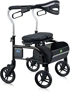 Amazon Com Rollator Drive Walker With Seat Walker