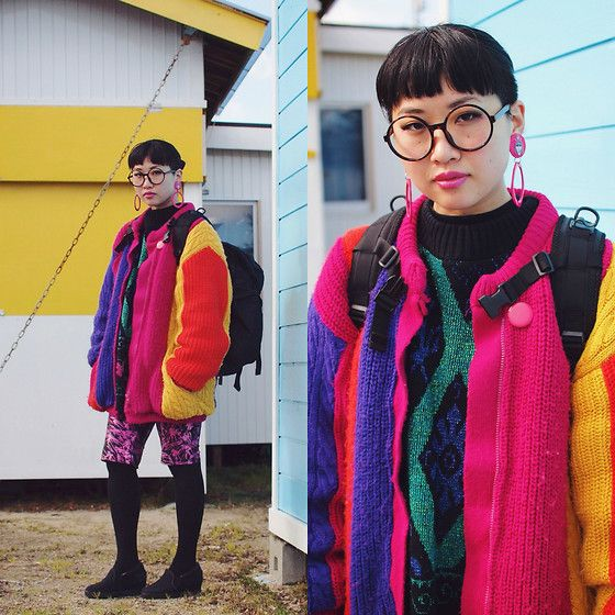 Get this look: http://lb.nu/look/8586985  More looks by Kanaho !: http://lb.nu/kanahobo  Items in this look:  Karrimor Rucksacks, Zero Uv Favorite, Kanaho's Show Stage:677   #street #vintage