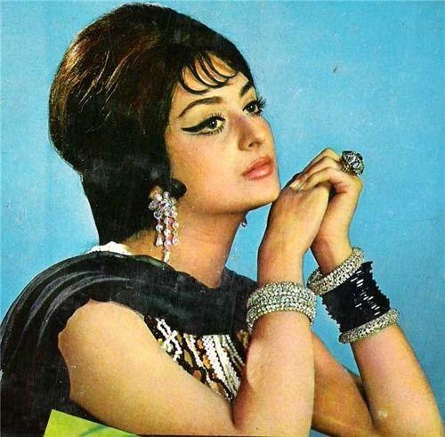 Saira-Banu 1960's