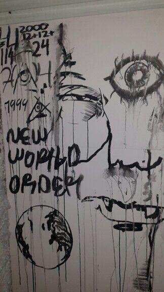 Dope grafitti.