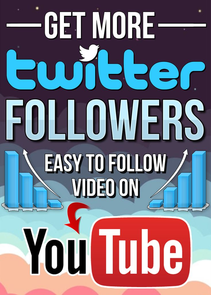 Get More Twitter Followers! Easy to follow video here on how to get more twitter Followers