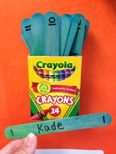 CRAYOLA theme classroom on Pinterest | Crayon Themed Classroom ...