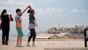 Dancing for peace in the Middle East: Dancing in Jaffa: Steps to reconciliation