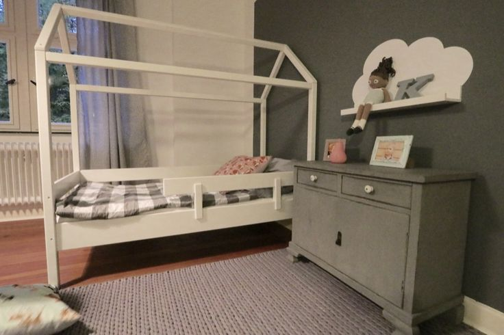 kindken - Kinderbett mit Rausfallschutz