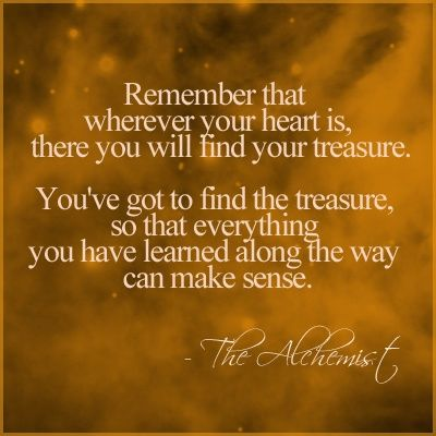 """The Alchemist by Paulo Coelho. This book I think provides a window into the struggle to find one's purpose and meaning. It could be a great book for developmental bibliotherapy as gifted students often wrestle with existentialism and the surrounding questions of purpose or as Herbert suggests, """"find answers to troubling questions"""" (p. 74). (see additional comments)"""