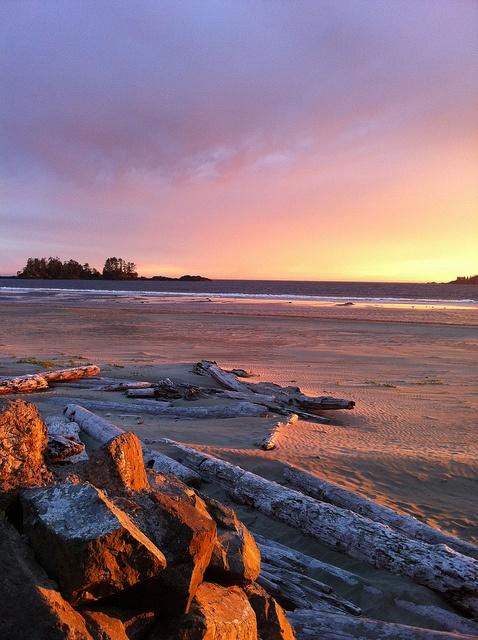 British Columbia, Torfino, Chesterman Beach