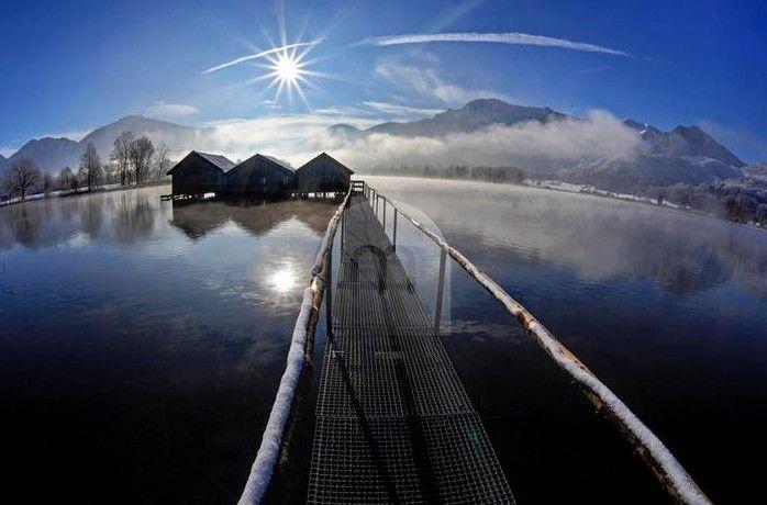 Wonderful winter landscapes