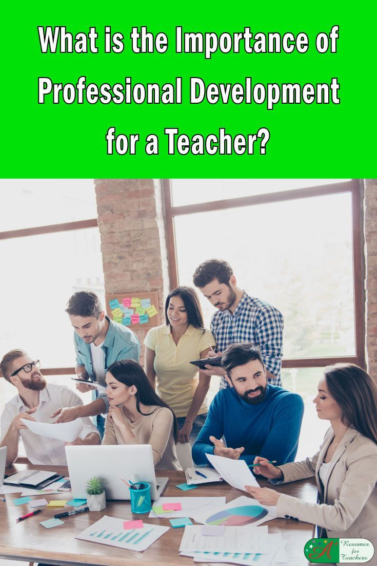 professional developement of teachers Professional development for teachers is a necessary part of the job at its best,  professional development (pd) helps teachers integrate the newest findings.