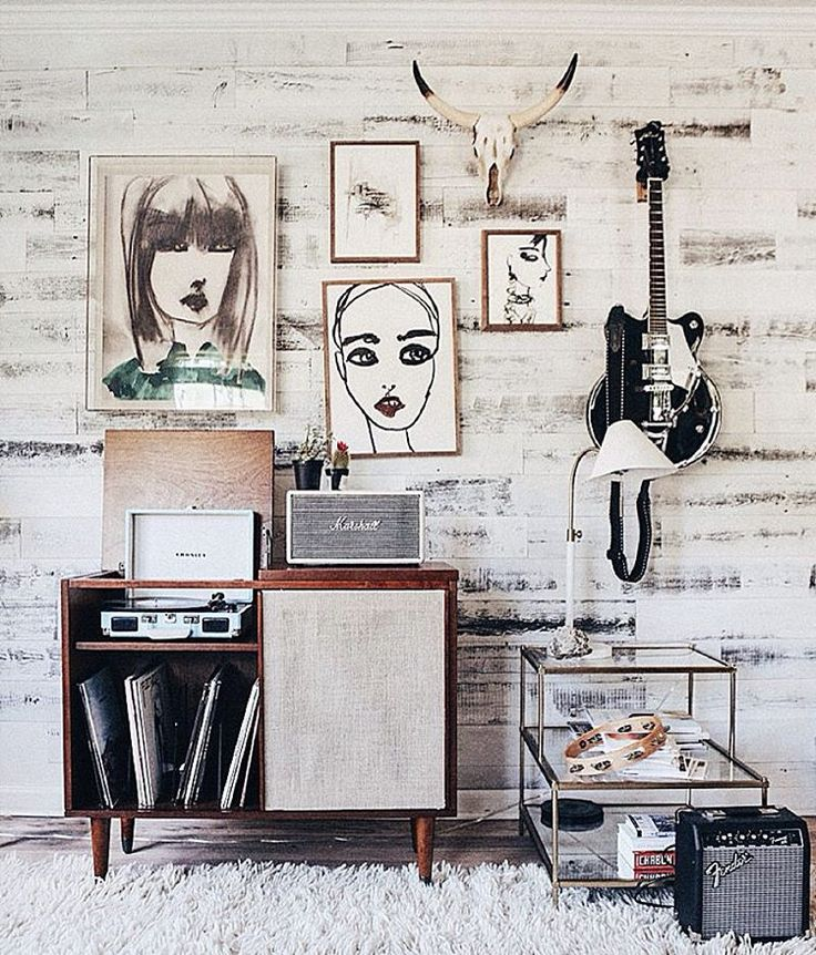 House Tour: An Eclectic Mix Of Vintage Furniture In A Paris Loft Part 67