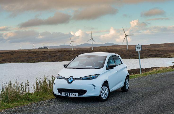 Voiture électrique : Renault Nissan parie sur le renouvelable