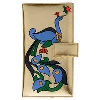 Travel wallet by Fluke Design Company $18