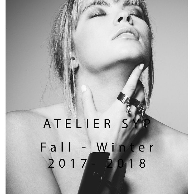 Fw17 check it out www.ateliersyp.com