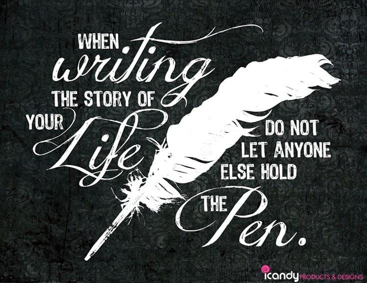 an essay on my life story