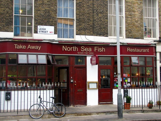 19 best images about interesting food on pinterest beef for Fish and chips restaurant near me