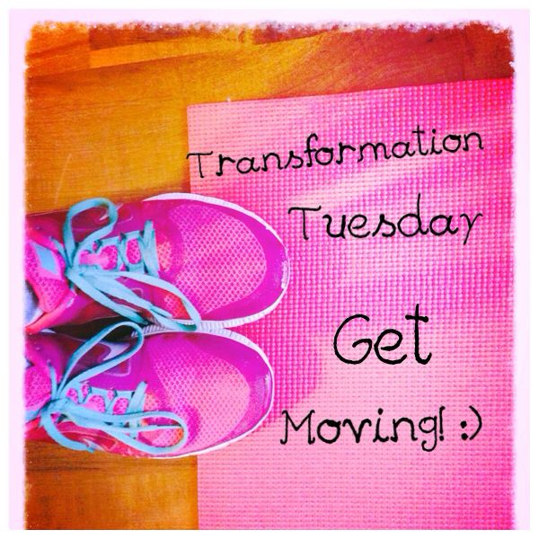 Motivation to get moving this transformation Tuesday! No matter what kind of…