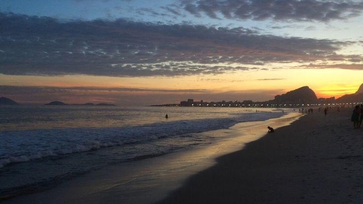Cobacabana beach