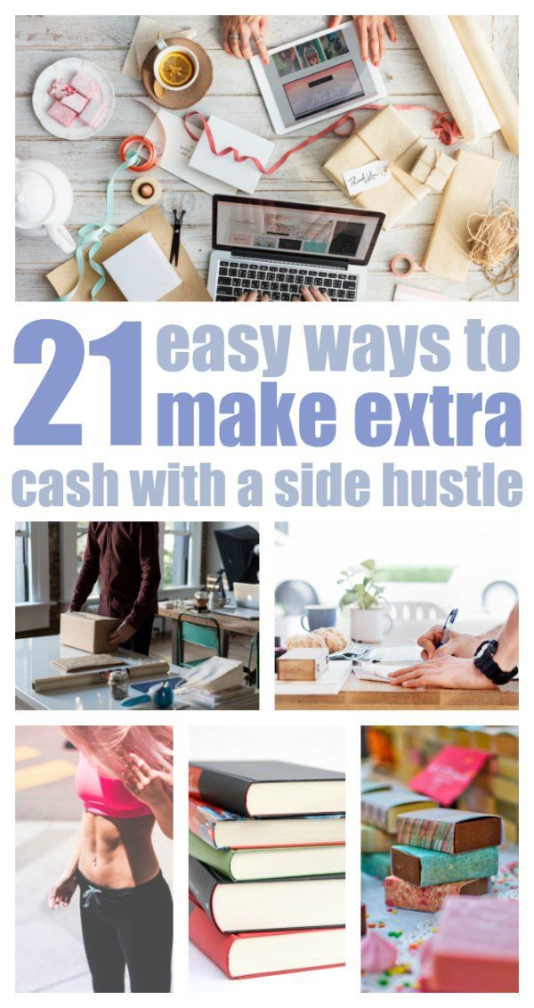Need extra cash? Awesome (non-icky) suggestions for adding some extra money to your budget.