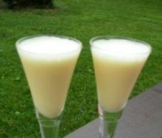 """Rezept """"Weiße Sau"""" Likör (Pfirsich + Maracuja) von MOTMOT - Rezept der Kategorie Getränke"""