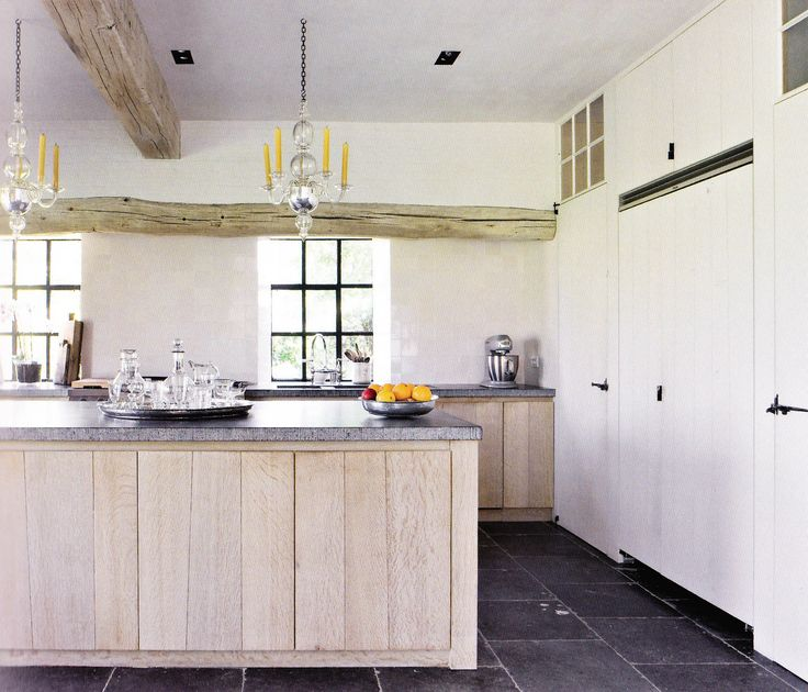 Blue Kitchen With Oak Cabinets: 808 Best Kitchens Images On Pinterest