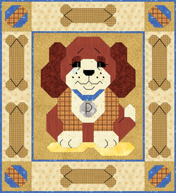 17 Best Images About Dog Quilts On Pinterest Dog Day