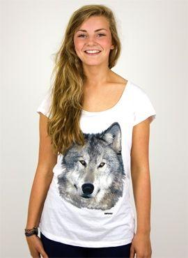 Rapanui - Wolf Tee Shirt