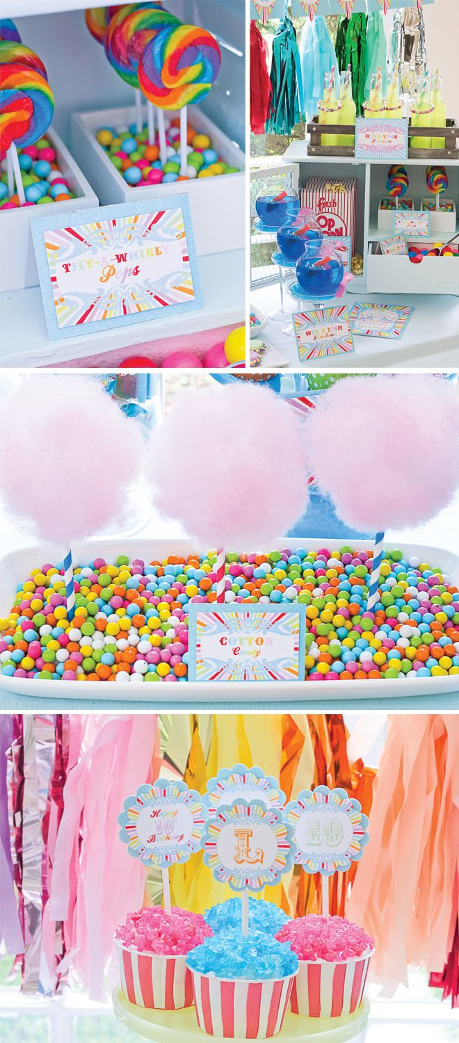 29 best bright pastel carnival party images on pinterest