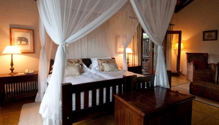 Selati Camp Standard Suite Deck
