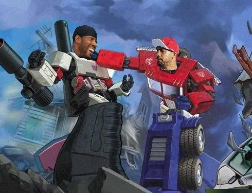 "Arian Prime vs Calvin ""Megatron"" Johnson"