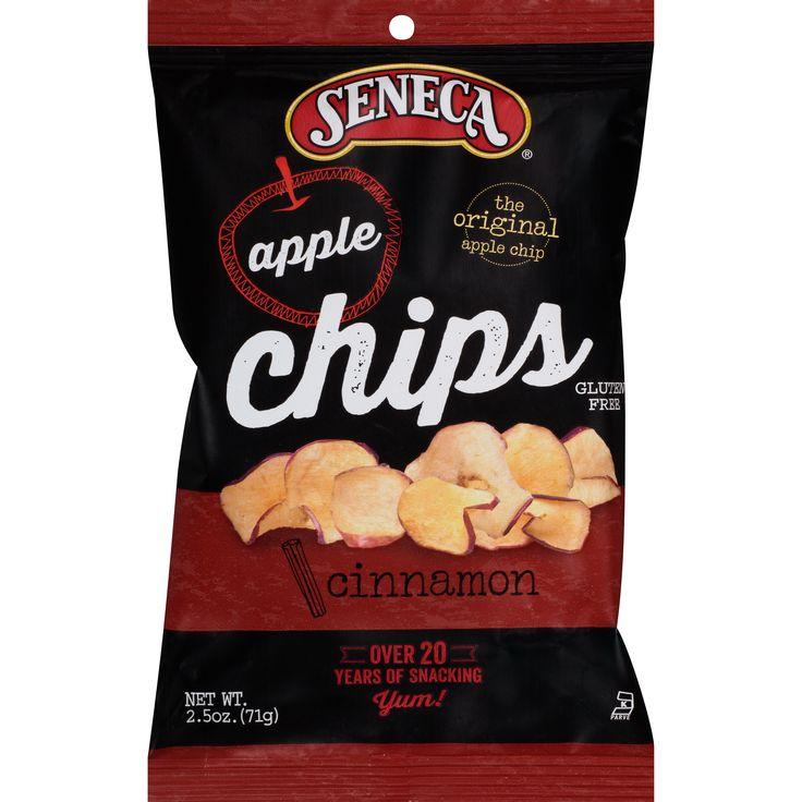 Seneca Apple Chips - Cinnamon 2.5oz.