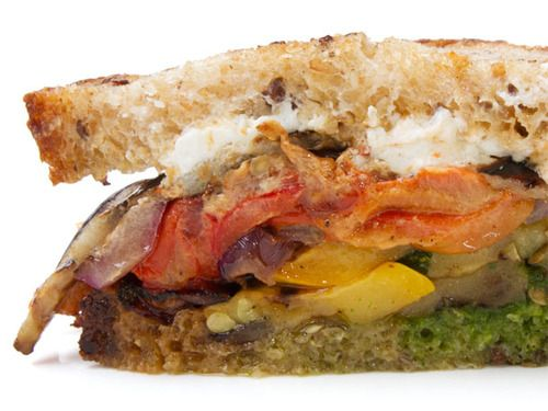 30 Great #Vegetarian Sandwiches in #NYC