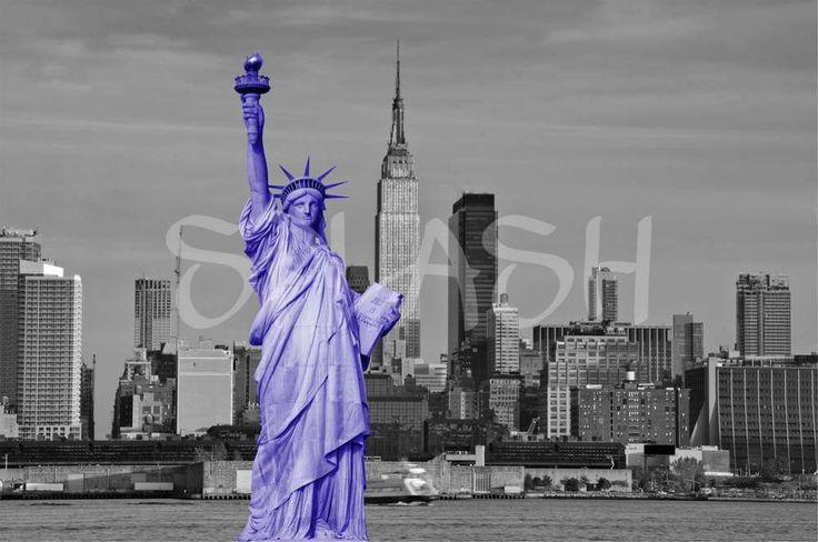 Cuadro skyline New York SP320