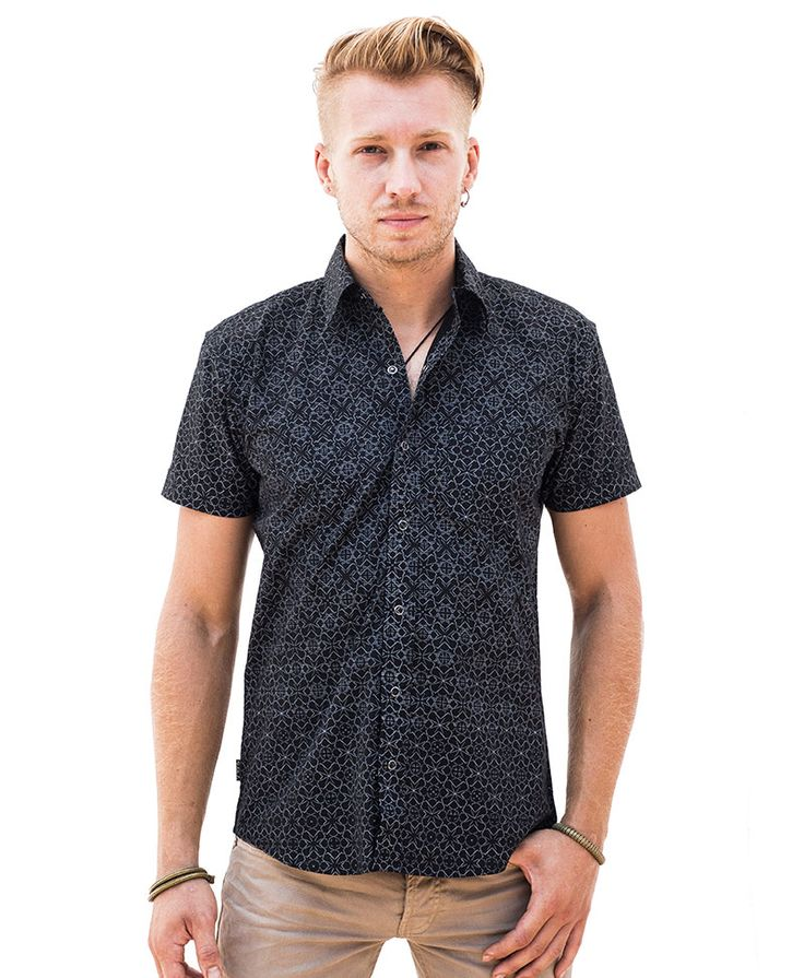 13 best SOL - Men's Button Shirts - Psychedelic Clothing images on ...