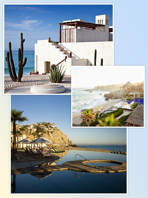 Des people à la pelle, des prix insensés, des paysages bluffants entre désert et océan... l'extrémité sud de la Basse-Californie, à Cabo San Lucas, est le coin le plus en vue du Mexique. La preuve en 3 hôtels déments.