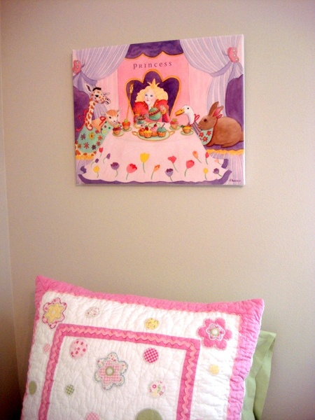Princess Themed Baby Bedroom: 110 Best Images About Princess Theme Baby Nurseries On