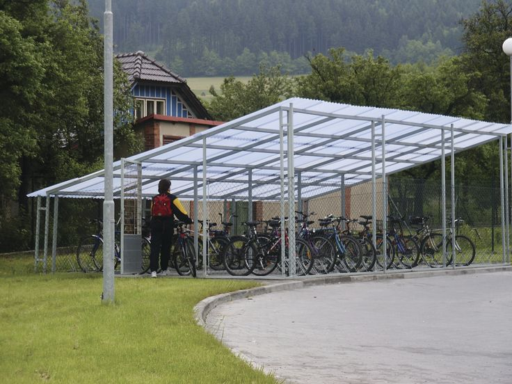 Acrylic Car Shelters : Best images about plastic roof sheeting on pinterest