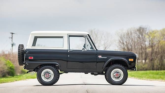 1975 Ford Bronco Maintenance/restoration of old/vintage vehicles: the material for new cogs/casters/gears/pads could be cast polyamide which I (Cast polyamide) can produce. My contact: tatjana.alic@windowslive.com