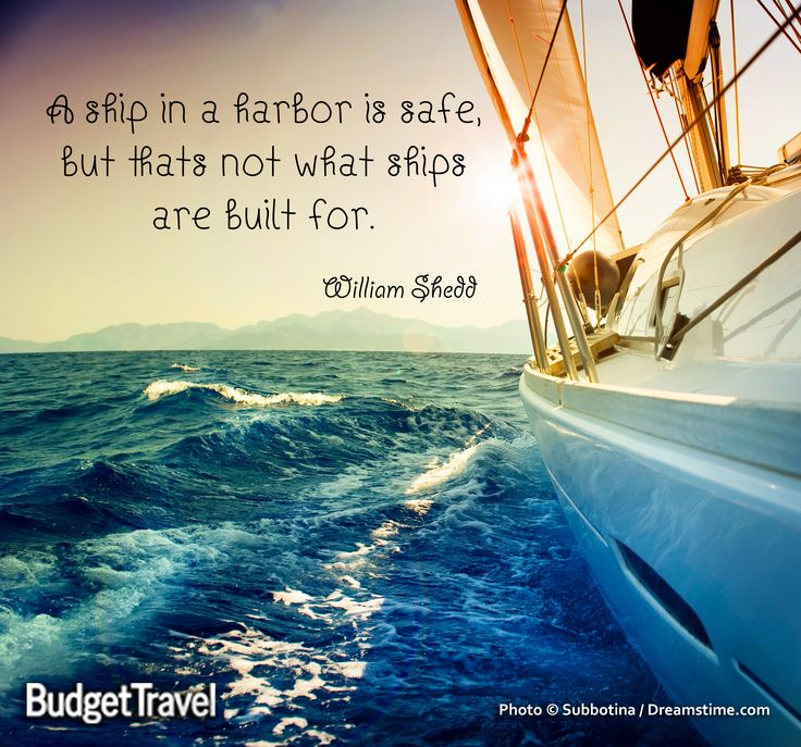 Inspirational Quotes Sailing: The Ship From Gilligan's Island Returns To Sea