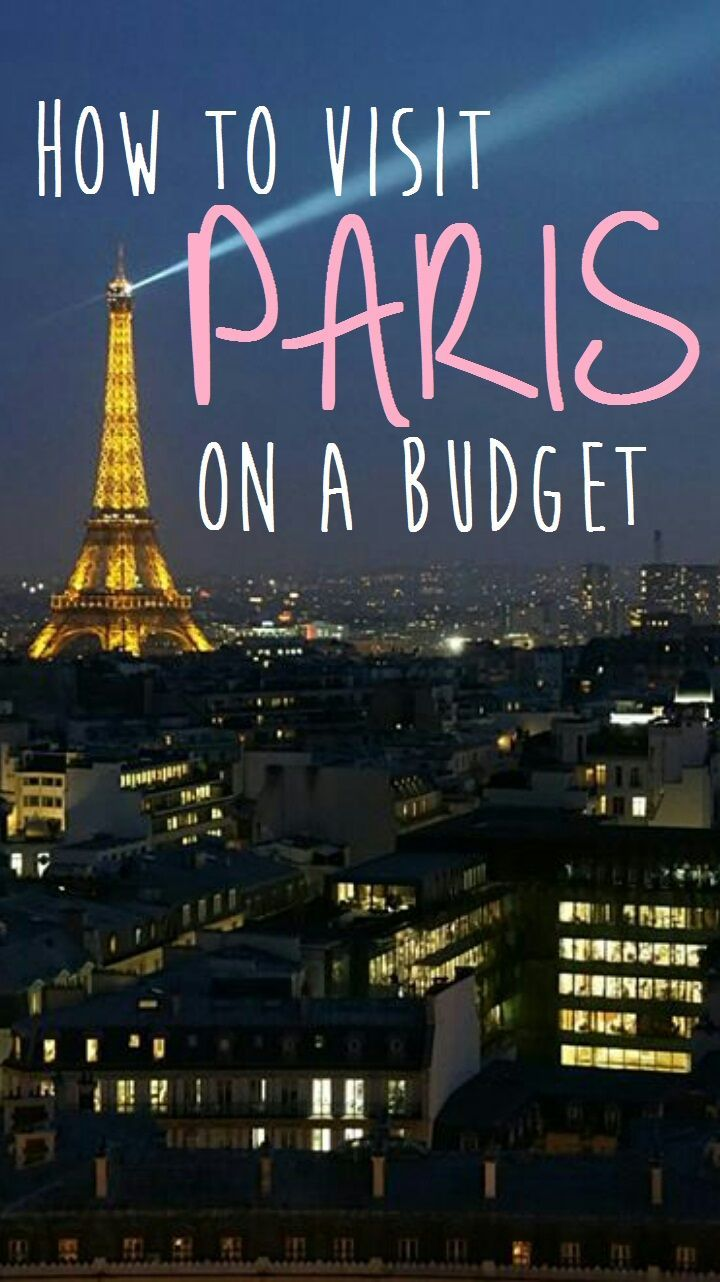 How to visit Paris on a budget. Great for first time visitors and frugal travelers. I saved SO MUCH money on my trip to Paris with these tips!