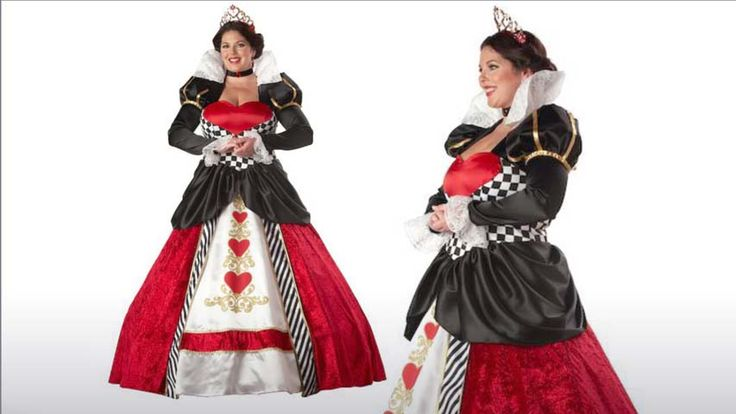 Queen Of Hearts Hairstyles: 17 Best Images About Queen Of Hearts On Pinterest