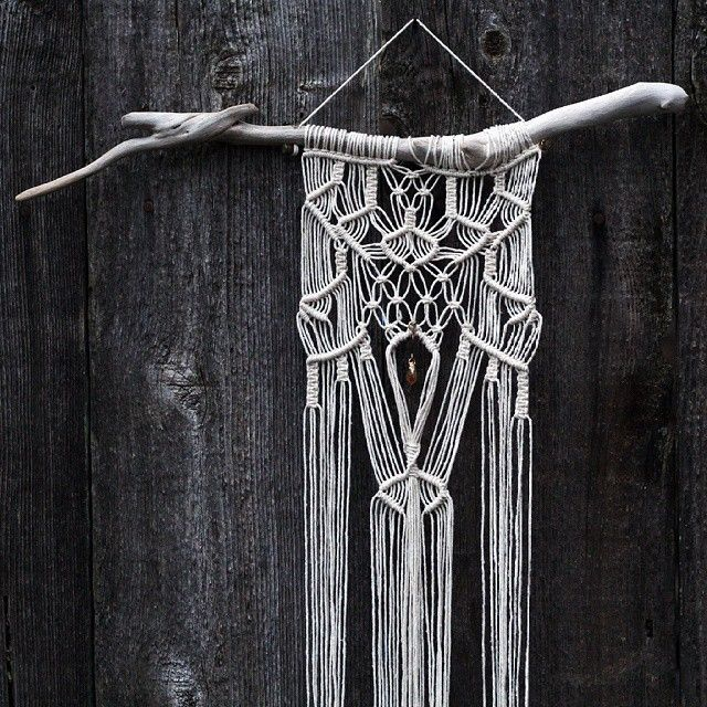 modern macrame by free creatures