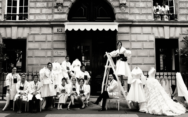 'Dior Couture' by Patrick Demarchelier