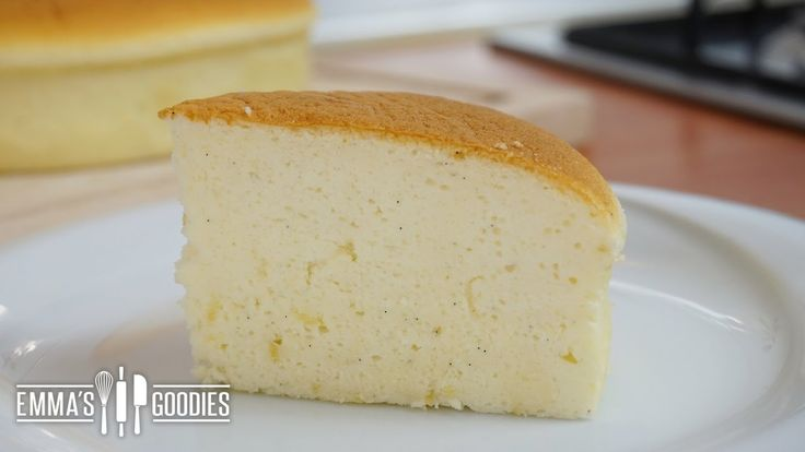 Japanese Cheesecake Recipe - Cotton Cheesecake / Uncle Tetsu Inspired