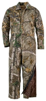 RedHead Silent-Hide Insulated Coveralls for Men - Realtree Xtra - 3XLT