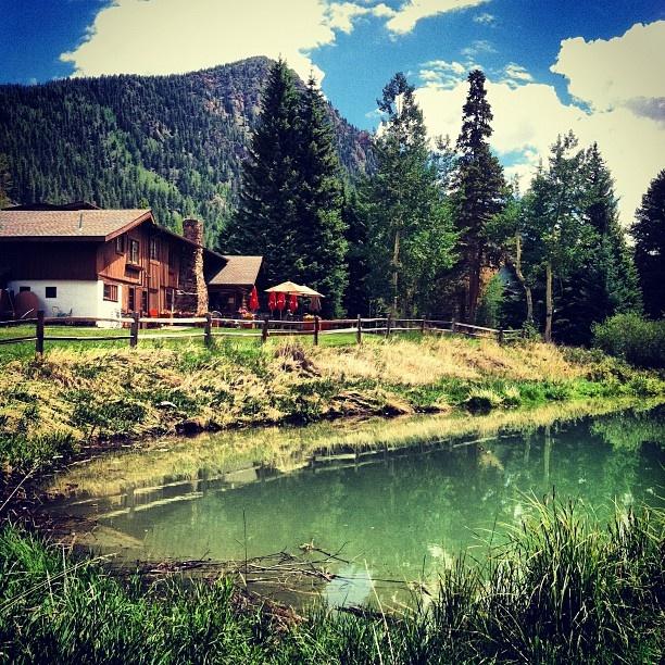The Ski Tip Lodge In Keystone Colorado Mountain